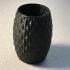 Bevelled Edges Vase image