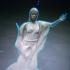 Greek woman figure image