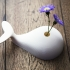 Wally Whale : Toothpick holder / vase image