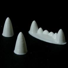 Fursuit Teeth