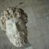 Portrait bust of a Roman matron image