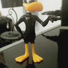 Picture of print of Daffy Duck