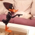 Daffy Duck print image