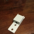 Whirlpool W10917049 Refrigerator Door Handle End Cap image