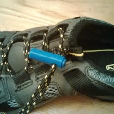 Shoelace Lock
