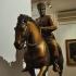 Tsar riding a horse image