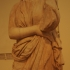 Funerary statue of a woman image