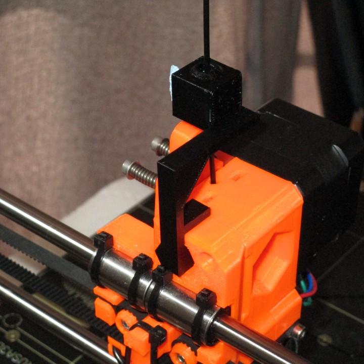 Prusa i3 Filament Filter