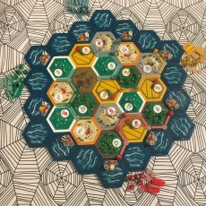 Picture of print of catan-style boardgame 2.0 (magnetic & multicolor) Esta impresión fue cargada por Thalia from Prussia