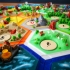 catan-style boardgame 2.0 (magnetic & multicolor) image