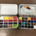 Plein Air Watercolor Palette using Altoid Tin image