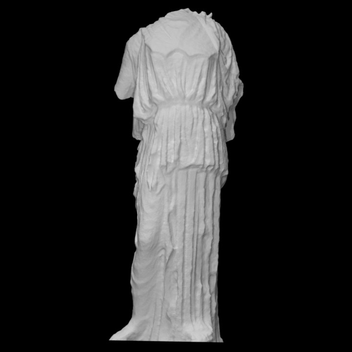 Statuette of Athena