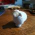 Wooly Sheep Duplo mini & MAXI print image