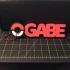 Gabe Backpack Tag image
