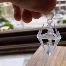 Polyhedron Earring