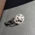 Skeleton Diamond Ring image