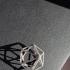 Skeleton Diamond Earrings image