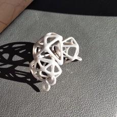 Skeleton Diamond Necklace