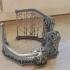 Skeleton Diamond Bracelet image