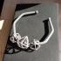 Skeleton Diamond Bracelet primary image