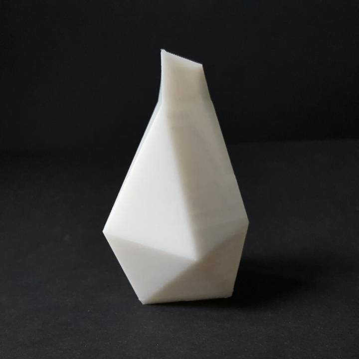 Low Poly Vase