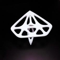 Skeleton Diamond Cufflinks