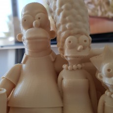 Picture of print of The Simpsons 3D Этот принт был загружен Steffen