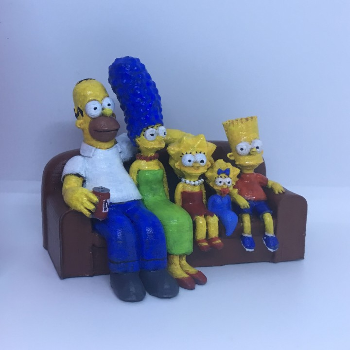 The Simpsons 3D