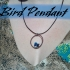 Bird Earrings. Cute jewellery. Necklace pendant image