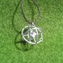 Atom Jewellery. Science geek gift. Pendant necklace image