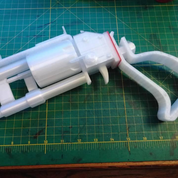 Pipe Revolver - Fallout 4