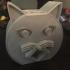 Scaredy Cat Pencil Holder image