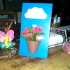 Rain Cloud pot plant vase. image