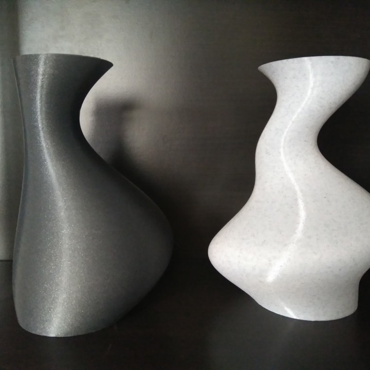 Two Simple Vases