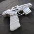 iz79 sci fi pistol image