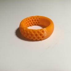 Sponge Ring #madewithvectary