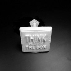 Think Outside The Box - Cufflink Master