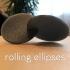 Rolling Ellipses Fidget Desk Toy! image