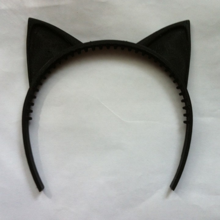 hair bands with cat ears