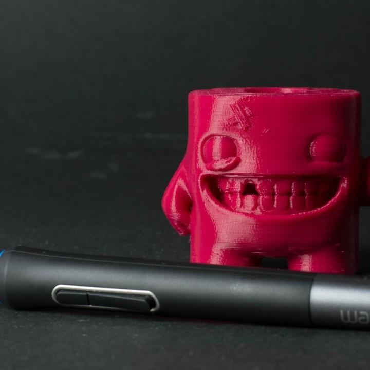 Super Meat Boy Wacom Pen Stand