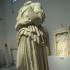 Statue of a woman wearing a peplos image