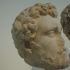 Portrait head of the emperor Antoninus Pius (AD 138-161) image