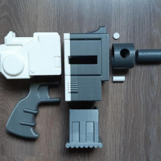 Picture of print of Warhammer 40k Bolter Pistol