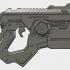 Cadet Tracer Pulse Pistol V1 image