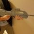 Halo 2 Battle Rifle 1/2 scale image