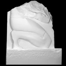 Quartzite kneeling statue of Hor, nicknamed Psamtek