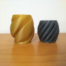 Rippled Vases Generator