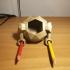 ROBOT TOOTHBRUSH & PEN HOLDER image