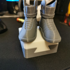 Picture of print of Back to the Future 2 Nike Mags