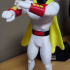 Space Ghost print image